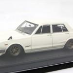 日産 スカイライン 2000GT-R PGC10 1970 ホワイト