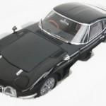 トヨタ 2000GT ブラック/ワイヤースポークホイール