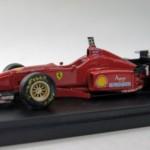 フェラーリ F310 スペインGP M.シューマッハ 1996#1