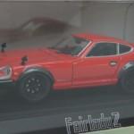 日産 フェアレディ 240ZG レッド