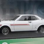 トヨタ セリカ 1600GT ホワイト