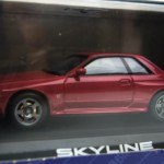日産 スカイライン GT-R BNR32 レッド