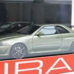 スカイライン GT-R VスペックⅡニュル R34