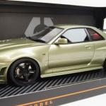 日産 ニスモ R34 GT-R Z-tune ミレニアムジェイド