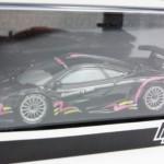 マクラーレン F1 GTR プレゼンテーション1997ブラック