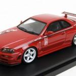 日産 ニスモ R34 GT-R S-tune アクティブレッド