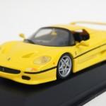フェラーリ F50 1995 イエロー