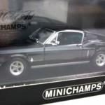 フォード マスタング 1968 ブラック
