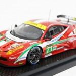フェラーリ 458 イタリアGT2 ルマン 2013#71
