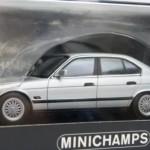 BMW 535i 1988 シルバー