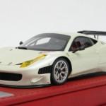 フェラーリ 458 イタリア GT3 2011 フジホワイト