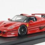 フェラーリ F50 GT BPR テストカー レッド