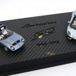 ランボルギーニ 50周年記念セット ロードスター