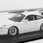 ポルシェ 997 GT3 Cup 2009 ホワイト