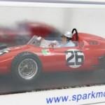ポルシェ 718 ドイツGP 1962#26
