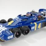 ティレルフォード P34 日本GP 1976#4