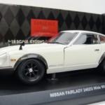 フェアレディ 240ZG HS30H 1971 ワイドホイール ホワイト