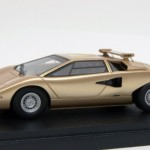 ランボルギーニカウンタック LP400 カウンタックロゴ ゴールド
