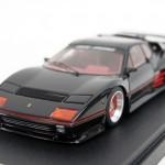 ケーニッヒフェラーリ 512BBi 1983 ブラック/レッド