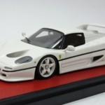 フェラーリ F50 クーペ 1995 ホワイト