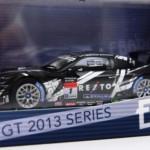 REITO モーラ GT-R スーパーGT500岡山 2013#1
