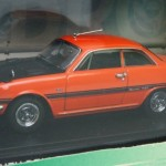いすゞ ベレット 1600GTR 1969 オレンジ