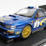 インプレッサ WRC フランスラリー 1999#5