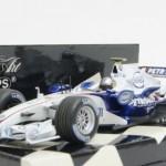 BMWザウバー F1.06 テストドライバー 2006#38