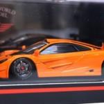 マクラーレン F1 GTR プロトタイプ オレンジ
