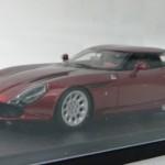 アルファロメオ TZ3 ストラダーレ メタリックレッド
