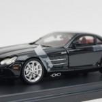 マクラーレンメルセデス SLR-722 ブラック