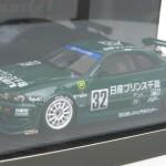 日産 プリンス千葉 GT-R ファルケン スーパー耐久1999#32