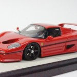 フェラーリ F50 クーペ 1995 レッド