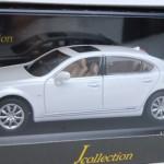レクサス LS600hL ホワイトパール