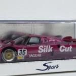 ジャガー XJR12 ルマン2位 1991#35 シルクカット
