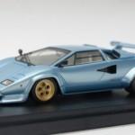 ランボルギーニ カウンタックS LP400S 1978 Mライトブルー