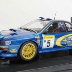 インプレッサ WRC モンテカルロラリー ナイトレースVer 1999#5