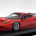 フェラーリ 458 イタリア GT2 2011 レッド