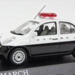 日産 マーチ 2002 岩手県警察車両