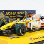 INGルノー R28 日本GP優勝 富士 F.アロンソ 2008#5