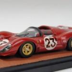 フェラーリ 330P4 スパイダー1967#23