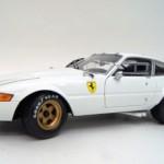 フェラーリ 365 GTB4 コンペティツィオーネ ホワイト