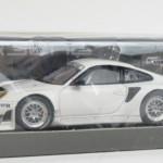 カーティマ特注 ポルシェ 911 997 GT3 RSR ホワイト