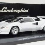 ランボルギーニ カウンタック LP5000 ホワイト