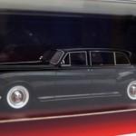 ロールスロイス ファントム VI パークウォード 1966 ブラック