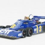 ティレルフォード P34 J.シェクター 日本GP 1976#3