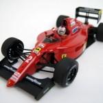 フェラーリ 641/2 N.マンセル ポルトガルGP 1990#2