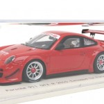 ポルシェクラブ特注 911 GT3-R 2010 レッド