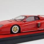 ケーニッヒフェラーリ コンペティション EVO 1992レッド