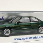 BMW アルピナ B7 S ターボ クーペ 1985 Mグリーン